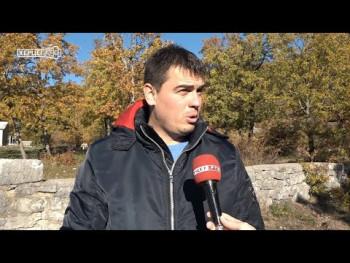 Izgradnjom putne infrastrukture u selu Vrbno olakšan život mještana (VIDEO)
