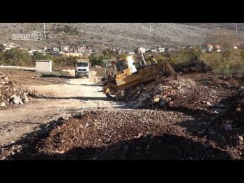 Radovi na izgradnji mosta na trasi buduće istočne obilaznice teku planiranom dimnikom (VIDEO)