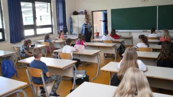 Školarci u Trebinju od ponedjeljka u školskim klupama