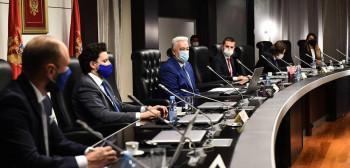 Nova Vlada Crne Gore održala prvu sjednicu