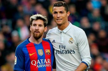 Mesi - Ronaldo, večeras za sva vremena!