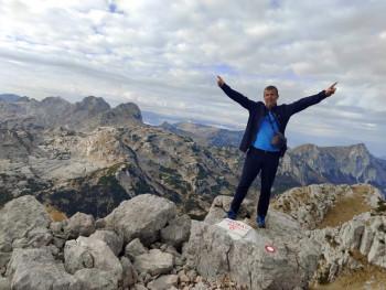 Podvig: Za manje od tri mjeseca savladao svih 78 vrhova iznad 2.000 metara