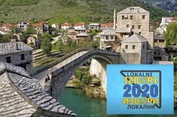 GIK Trebinje: Glasanje u odsustvu na izborima u Mostaru u MJESNOJ ZAJEDNICI CENTAR