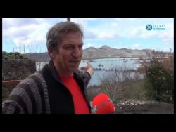 Čamcem preko Petrovog Polja (VIDEO)