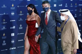 Ronaldo dobio nagradu za fudbalera vijeka