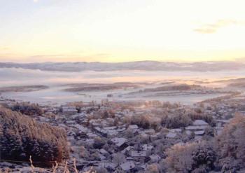 Nevesinje: Ledena kiša pruzrokovala kvarove na elektro mreži