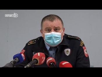 Za službenike PU Trebinje prošla godina bila izuzetno izazovna (VIDEO)