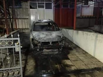 Još jedno vozilo noćas izgorjelo u Trebinju