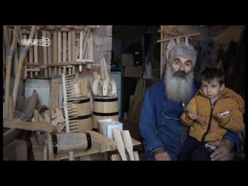 Stopama predaka: Drvodelja iz Gacka (VIDEO)