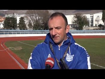 Počeo pripremni period za fudbalere FK Leotar (VIDEO)