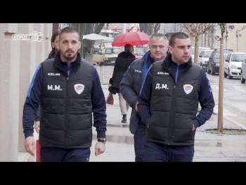 Ćurić organizovao prijem za fudbalere 'Borca' i najavio ulaganja u sportsku infrastrukturu