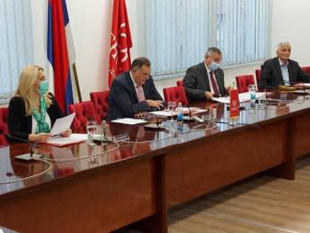 U Banjaluci proširena sjednica Izvršnog komiteta SNSD