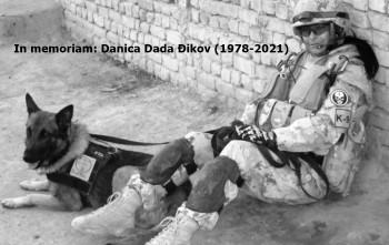 IN MEMORIAM Даница Дада Ђиков (1978-2021)  (видео)
