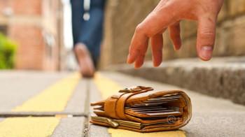 Izgubljen novčanik sa dokumentima na Ložioni !