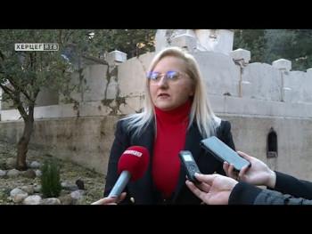 Mostar: Obilježeno 97 godina od smrti Alekse Šantića (VIDEO)