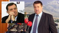 """Vučurevićeva """"čestitka"""" Dodiku: Kad dođete u Trebinje – da to bude na Pudaricu"""