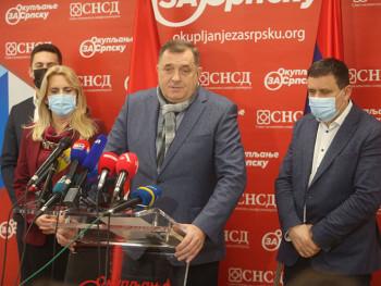 Dodik: Svaki Srbin da okrene glavu od Valentina Incka (VIDEO)
