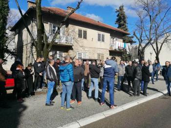 Pretresi i protesti  zbog kidnapovanja u Bileći