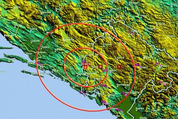 Zemljotres kod Bileće