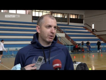 Stručnjaci iz Mostara vrše testiranja igrača RK Leotar