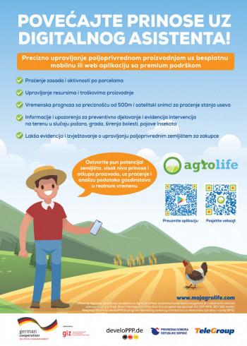 Digitalno upravljanje zemljištem za veći prinos u poljoprivredi