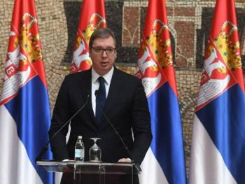 Vučić: Sretenje - vrijeme preispitivanja i vrijeme jedinstva našeg naroda
