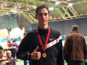 Marko Šuković preskočio 2,06 metara što je novi rekord BiH za mlađe juniore