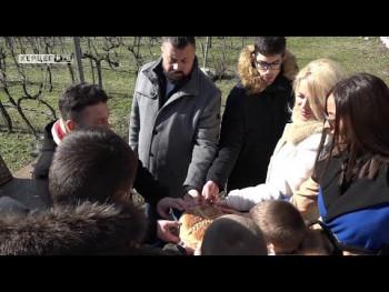 Početkom rezidbe porodica Vukoje obilježila Svetog Trifuna