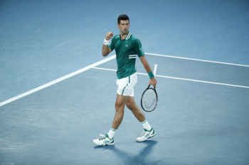 Novak rutinski do finala Australijan opena