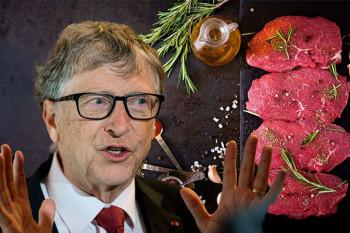 Gejts: Meso iz laboratorije treba potpuno da zamijeni životinjsko