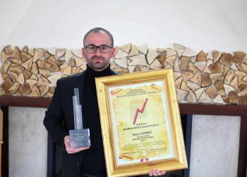 'Jubilarna nagrada zlatna plaketa za životno djelo' uručena Dejanu Ljevnaiću