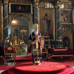 Patrijarh Irinej: Da se mir vrati svuda odakle je proteran