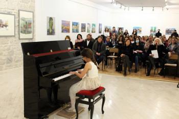 Učenice Muzičke škole priredile koncert u čast 250. godina od rođenja Betovena