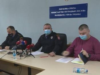 Laketa: Bilećka policija u potpunosti održavala javni red i mir