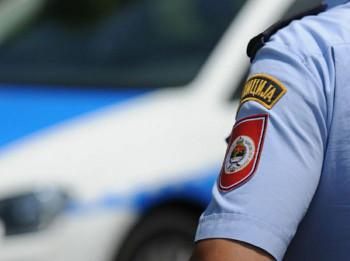 Policijska stanica Nevesinje oduzela putnički automobil zbog neplaćenih kazni