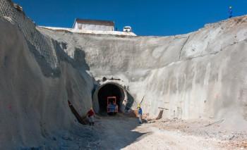 HE Dabar: Počinju radovi na betoniranju dovodnog tunela