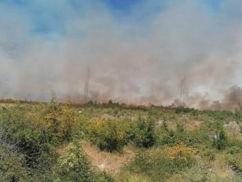 Под контролом пожар у Дубочанима