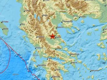 Zemljotres jačine 6,2 stepena po Rihteru pogodio Grčku (VIDEO)