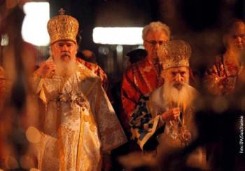 Sputnjik: Patrijarh Pavle dobija spomenik u centru Moskve
