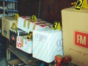 U Gacku otkriveno 2.250 paklica cigareta