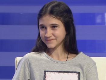 Vučić ugošćuje mladu glumicu Biljanu Čekić
