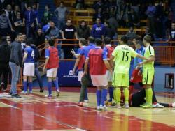 Srpskim futsalerima prijetili u Zagrebu