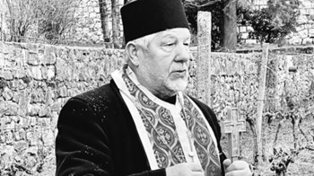 Preminuo sveštenik Milenko Spremo