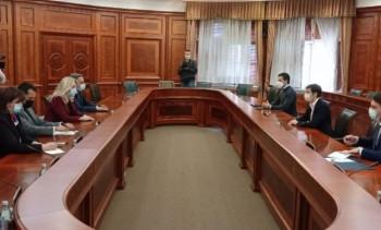 Cvijanović i Brnabić o izgradnji aerodroma u Trebinju i HE Buk Bijela