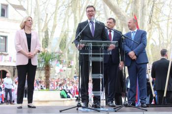 POTVRĐENO Vučić u četvrtak dolazi u Banjaluku po Ključ grada