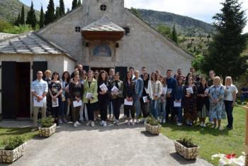 Prosvjetinu stipendiju ''Vladimir Ćorović''dobilo 97 učenika i studenata iz Hercegovine