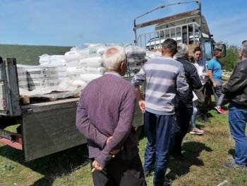 Ljubinje: Podijeljeni startap paketi za 57 poljoprivrednika