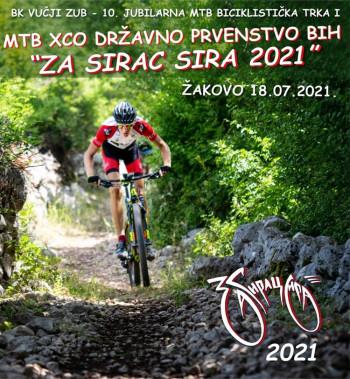 U Žakovu za titulu BiH u brdskom biciklizmu