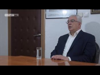 Aktuelni intervju: Andrija Mandić (VIDEO)