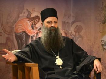 Patrijarh Porfirije: Poziv Srbima na jedinstvo u vjeri za Hrista